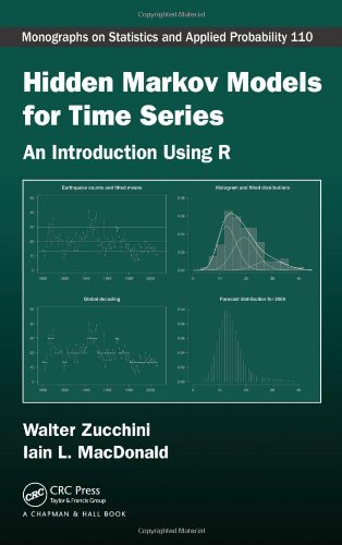 Hidden Markov Models for Time Series: An Introduction Using R