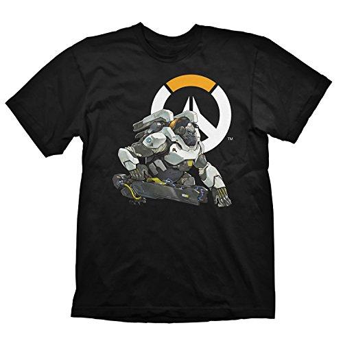 overwatch-t-shirt-winston-logo-grosse-m