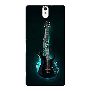 Inkif Printed Designer Case Mobile Back Cover For Sony Xperia C5 Ultra Dual