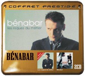 Coffrets 2 CD : Les risques du métier / Bénabar