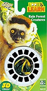 View Master: Look & Learn Rain Forest Creatures [Toy]