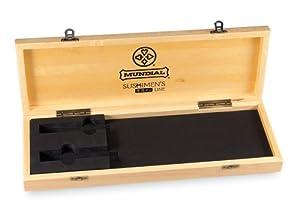 Mundial Sushimen's Sushi Knife 2-Piece Presentation Box
