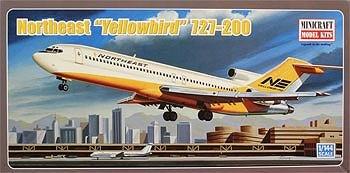 Northeast 727-200 Yellowbird 1-144 by Minicraft - Buy Northeast 727-200 Yellowbird 1-144 by Minicraft - Purchase Northeast 727-200 Yellowbird 1-144 by Minicraft (Minicraft Models, Toys & Games,Categories,Construction Blocks & Models,Construction & Models,Vehicles,Aircraft)