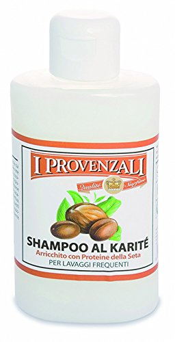 I PROVENZALI Shampoo Al Karitè 250 Ml