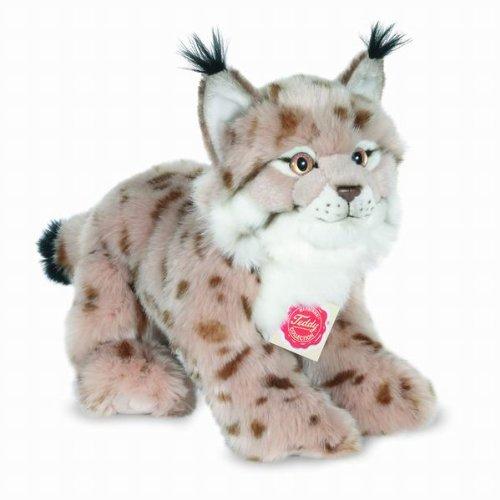teddy-hermann-plush-soft-toy-lynx-26cm