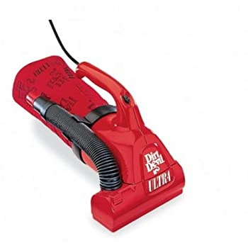 Whether it's pet hair, car interiors, or stairs, when the job is too tough for a broom but too small to haul out the huge vacuum cleaner, grab the Dirt Devil Ultra Power hand vac. With the power of an upright in a lightweight, compact design, the han...
