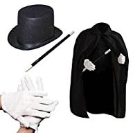 Child's Halloween Magician Role Play…