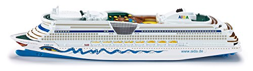 1:1400 Siku Cruise Liner Die Cast Miniature (Cruise Ship Model compare prices)