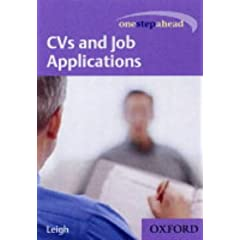 Image: Cover of CV and Job Applications
