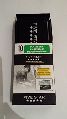 Math Set Five Star - 1