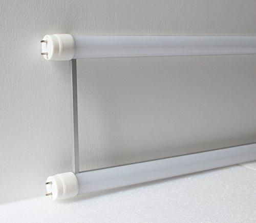 WYZM 20pcs 20w 2 Foot T8 LED U Shape Tube 6000k
