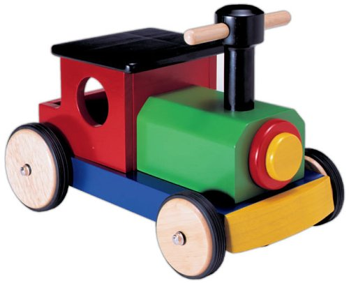 Pintoy Sit And Ride Train