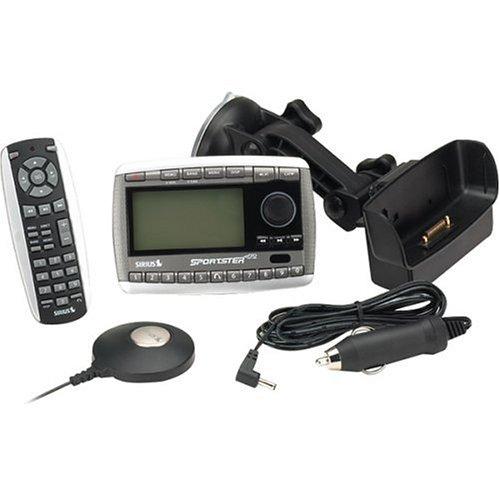Sirius SP-TK2 Sportster Replay Satellite Radio with Car Kit