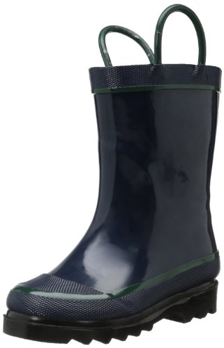 Western Chief Firechief 2 Navy Rain Boot (Toddler/Little Kid/Big Kid),Navy,5 M Us Toddler front-220150