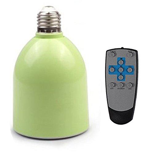 Lumen Led Lamp Speaker E27 Adjustable Brightness Wireless Bluetooth Audio Speaker For For All Bluetooth-Enabled Devices, Iphone 5S, 4S,Ipad Air Retina,Ipad Mini, Samsung Galaxy,Mid,Bluetooth-Enabled Tablet Pcs Etc.