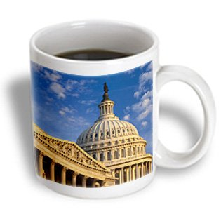 Danita Delimont - Capitol Buildings - Us Capitol Building In Washington Dc, Usa - Us09 Bjn0087 - Brian Jannsen - 11Oz Mug (Mug_143480_1)