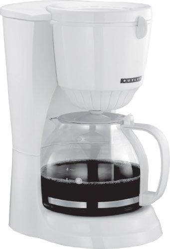 Melissa 645269 Kaffeemaschine mit 1,20 Liter Glaskanne