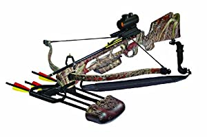 Arrow Precision Inferno Fury Crossbow Kit (175-Pounds) by Arrow Precision