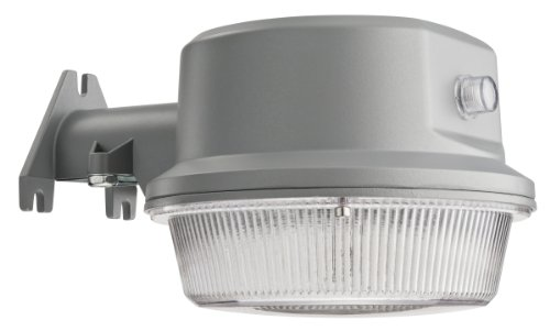 Lithonia Tdd Led 1 40K 120 Pe M4 Area Led Luminaire Area Light, Grey