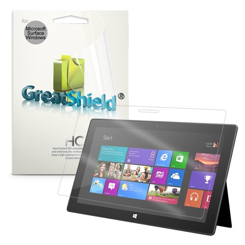 GreatShield Ultra Smooth Clear Screen Protector