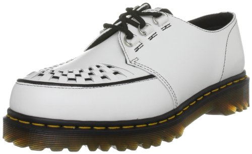 Dr Martens Unisex-Adult Ramsey White Lace Up 14091100 10 UK