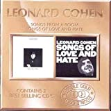 Leonard Cohen Songs From a Room / Songs of Love and Hate