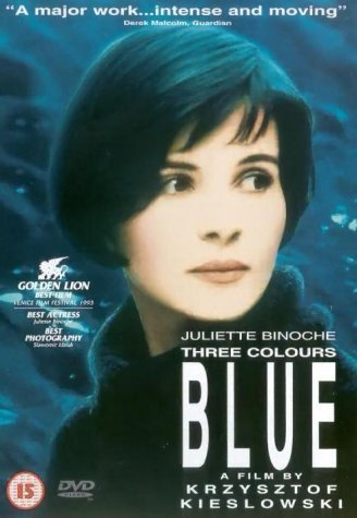 Three Colors: Blue [DVD] [Import]