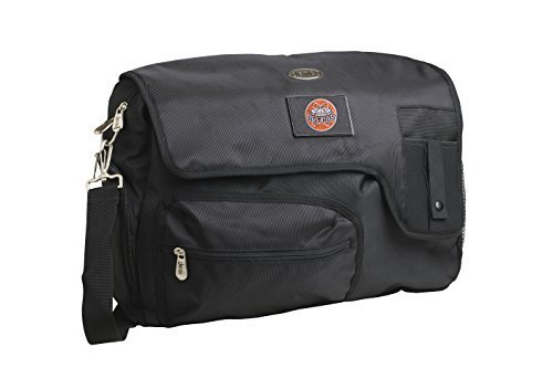 mlb-houston-astros-cooperstown-travel-messenger-bag-15-inch-black-by-denco