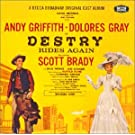 Destry Rides Again (1959 Original Broadway Cast)