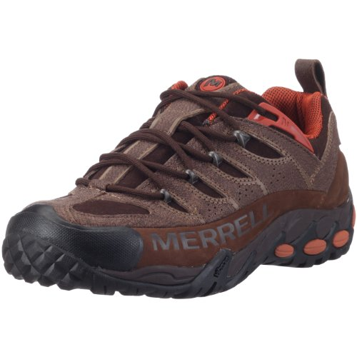 Merrell Men's Refuge Pro Bungee Cord/Burnt Ochre Lace Up J50953 8 UK, 42 EU