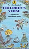 J.A. Smith The Faber Book of Children's Verse