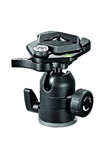 Manfrotto 488RC0 Rotule ball Plateau rapide