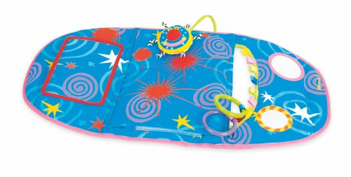 Manhattan Toy Whoozit Travel Activity Center Play Mat - 1