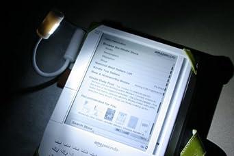 M-edge e-Luminator Booklight for Amazon Kindle