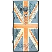 『ユニオンジャック』 / for Xperia acro HD SO-03D IS12S 専用 スマートフォン ケース / docomo au / ハードケース スマフォケース 【TL-STAR】