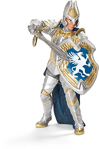 Schleich Griffin Knight Action Figure with Sword - 1