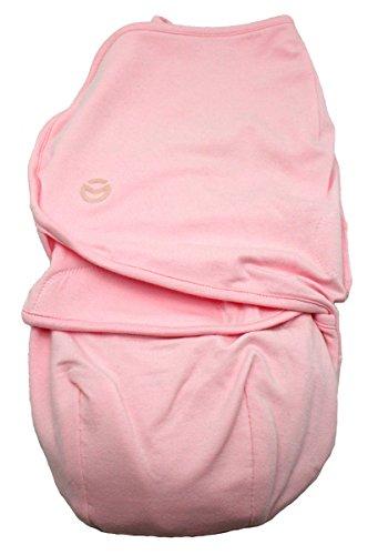 TrueWomb Sleeping Swaddler (Small (6.5-13 lbs), Pink)