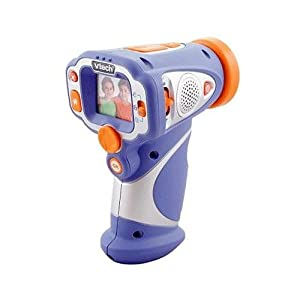 VTech Kidizoom Video Camera (Blue)