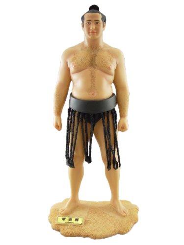 【相撲グッズ】 力士フィギュア【琴欧州】 Sumo Goods Japanese Sumo figurine (Kotooshu)
