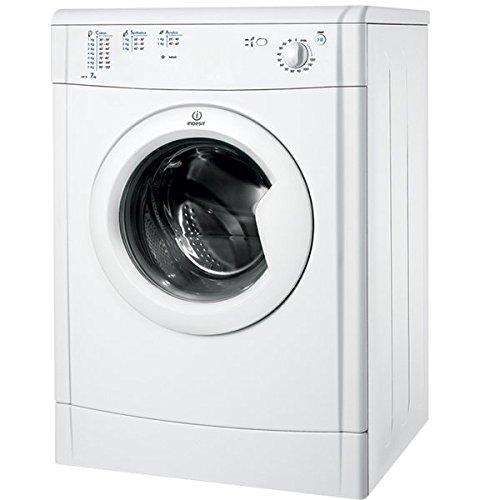 Indesit 7 kg Free Standing Tumble Dryer, White