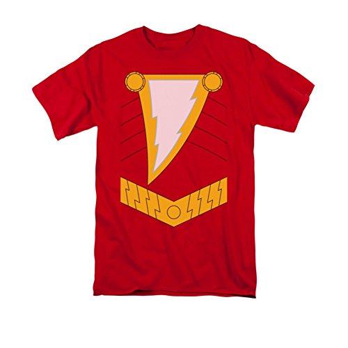 Shazam Uniform Costume T-Shirt