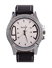 Veens White Dial Boys/Gents/Mens Wrist Watch DW1048 Qk