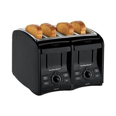 Hamilton Beach Smart Toast 24121 Four Slice Toaster by Hamilton Beach