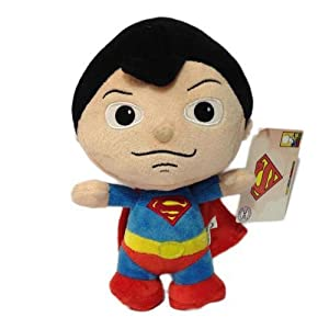 "9"" Little Mates Cosy Plush Cuddly Toy Comic Heroes Soft Kids Dc Super Hero New"