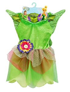 Disney Fairies Tinker Bell Pixie Petal Dress (4X-6X)