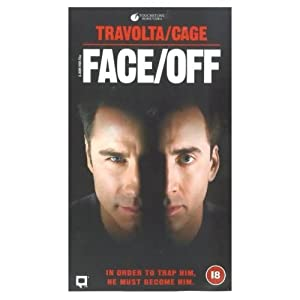 Face/Off [VHS] [Import anglais]