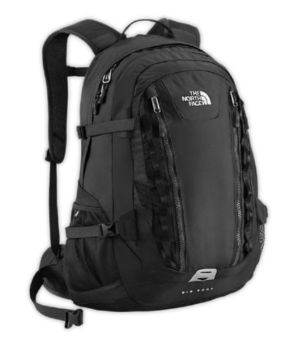 B006CVWO82 The North Face Unisex Big Shot II Backpack – TNF Black