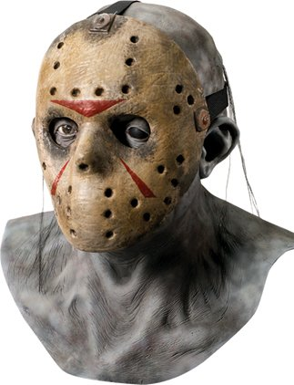 Jason Deluxe with Removeable Hockey Mask