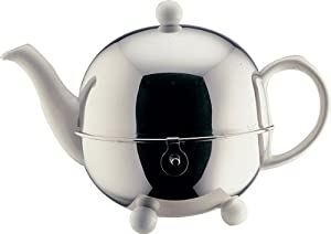 Cosy Teapot with Stainless Mantle by Bredemeijer (1.3L) from Bredemeijer
