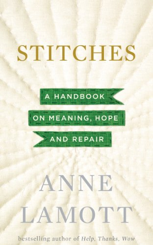 Stitches: A Handbook on Meaning, Hope, and Despair (Thorndike Press Large Print Core Series)